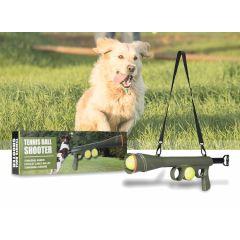 Tennisbal kanon - Leuk voor jou en je hond