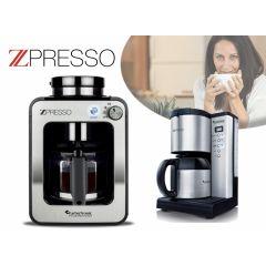 TurboTronic ZPresso koffiezetapparaat - De allerlekkerste koffie zet je gewoon thuis