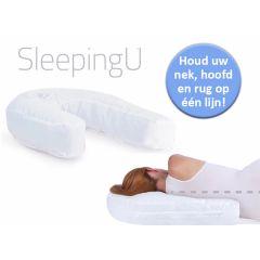 Sleeping U Kussen Speciaal Ontworpen Voor Het Slapen Op De Zij