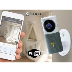 Sinji Smart Wifi security camera met night vision