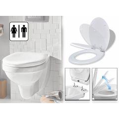 Toiletbril - Softclose & Quick Release