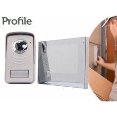 Profile intercom met video - Vervang je deurbel door een videofoon