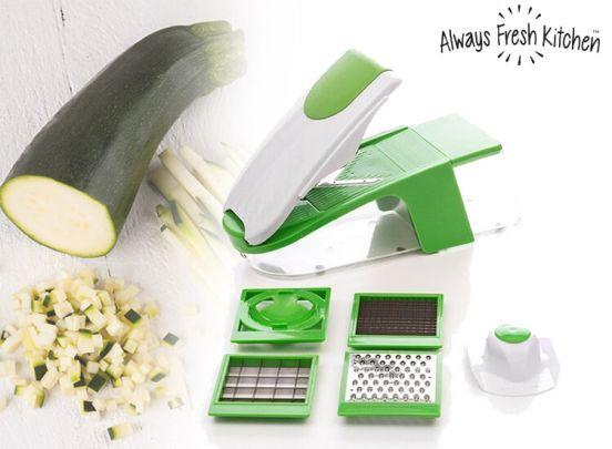 Always Fresh Dicer Pro Groente Snijder en Dunschiller