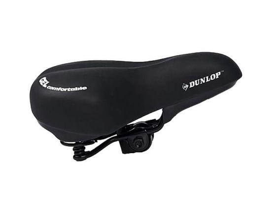 Dunlop gel fietszadel