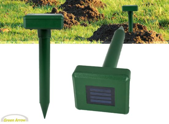 Green Arrow mollenverjager - diervriendelijk en effectief