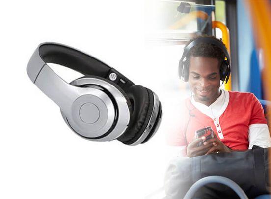 Soundlogic Bluetooth stereo koptelefoon met microfoon