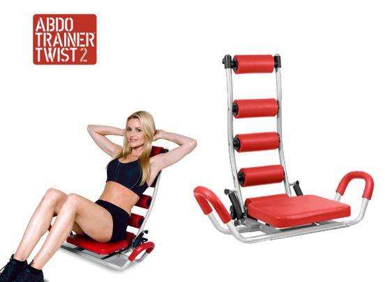 Abdo Trainer Twist - Train je buikspieren in enkele minuten per dag