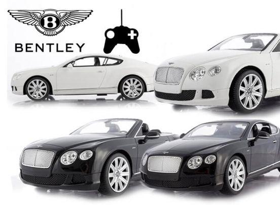 Bentley Op Afstand Bestuurbare Auto