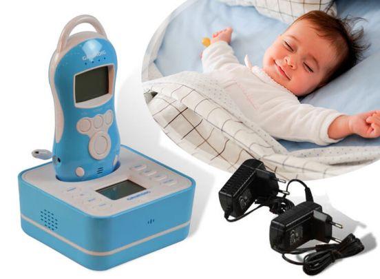 grundig digital wireless baby monitor
