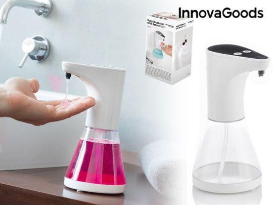 InnovaGoods Automatische Zeepdispenser met Sensor S520