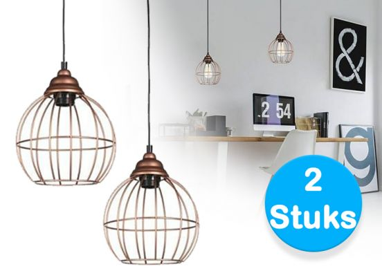 Lifa Living Hanglamp Lund - Koper