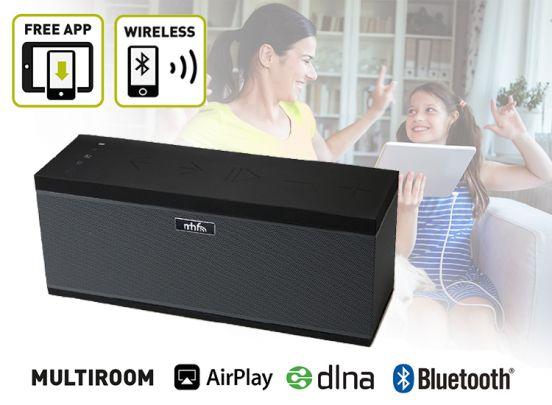 Mr Handsfree Wifi Speaker - Beoordeeld met 'Goud' door GadgetGear