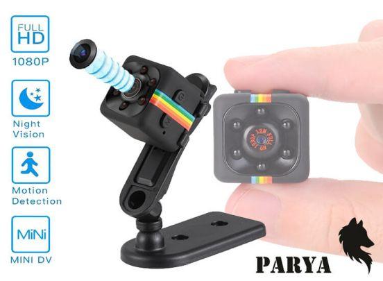Paraya Mini camera