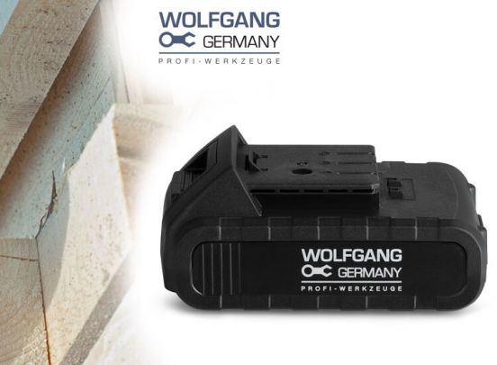 Wolfgang extra accu