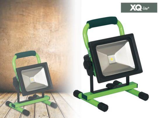XQLITE LED WERKLAMP 10W OPLAADBAAR XQ1280