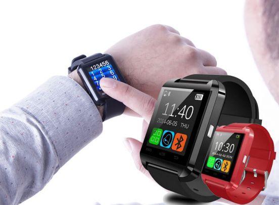 Bluetooth smartwatch U8 - Geschikt voor iPhone en Android