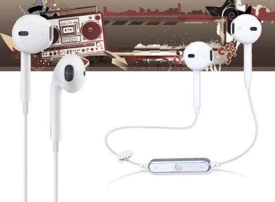 Sports Headset: Bluetooth V 4.1 oordopjes
