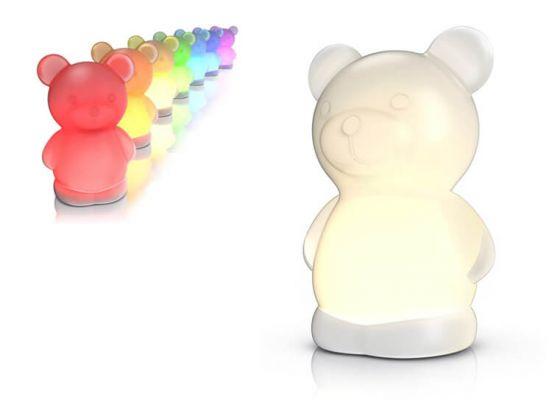 LED Teddybeer