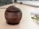 InnovaGoods Mini-Luchtbevochtiger Geurverspreider Dark Walnut