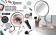 Benson make-up spiegel met verlichting - Met zuignap