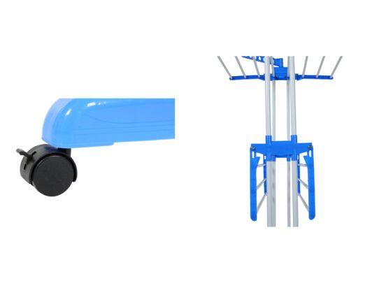 Herzberg HG-8034 wasrek - blauw
