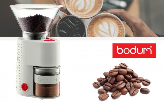 Bodum Bistro Koffiemolen - Geniet Van Vers Gemalen Koffie