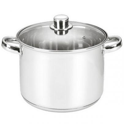 Michelino RVS soeppan – 11 liter