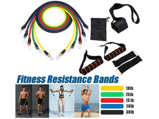 Fitness set voor in- en outdoor