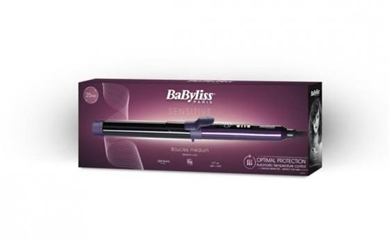 BaByliss Sensitive Protect C625E - Krultang