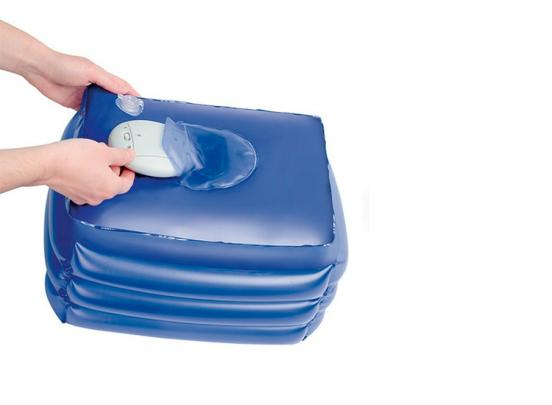 Voetmassage Badje - Opblaasbaar - Handig voor onderweg