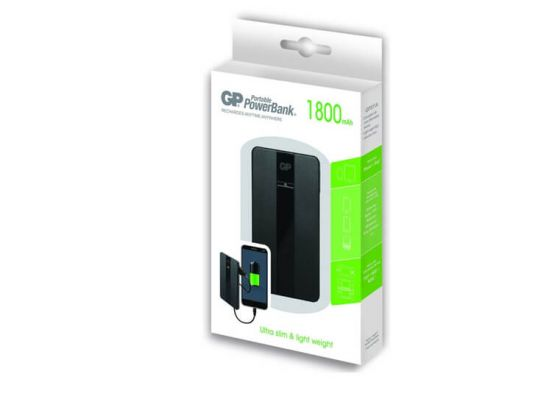 GP Portable PowerBank 511A - 1800 mAh