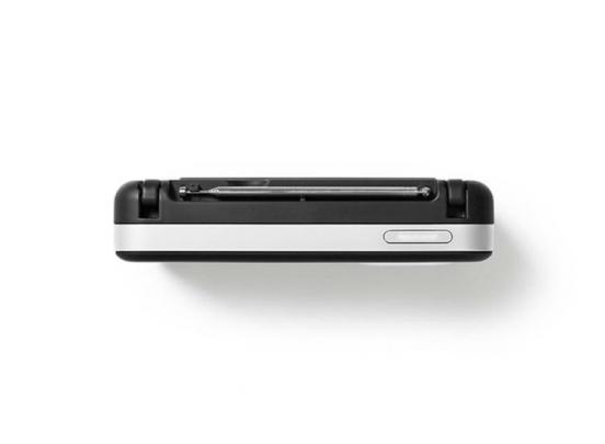 Nedis FM-Radio - 3 Watt - Klok & Alarm - USB-poort & microSD-kaartsleuf - Zwart