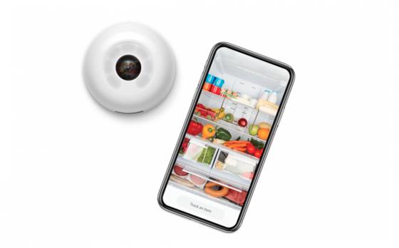 Smarter Koelkastcamera - Bekijk de inhoud van je koelkast vanaf je smartphone