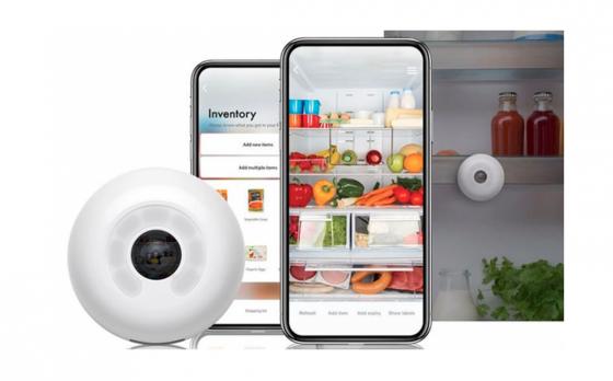 Smarter FridgeCam - Verminder Voedselverspilling