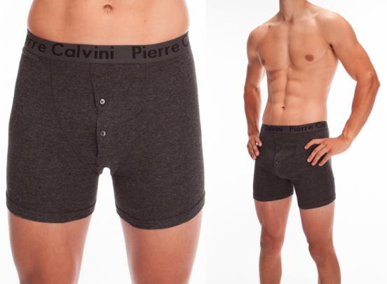 Pierre Calvini 12-pack boxershorts - Verschillende kleuren in 1 set