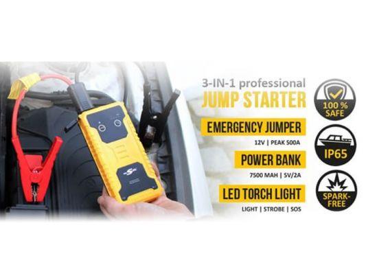 mr. Safe Jumpstarter JS7500