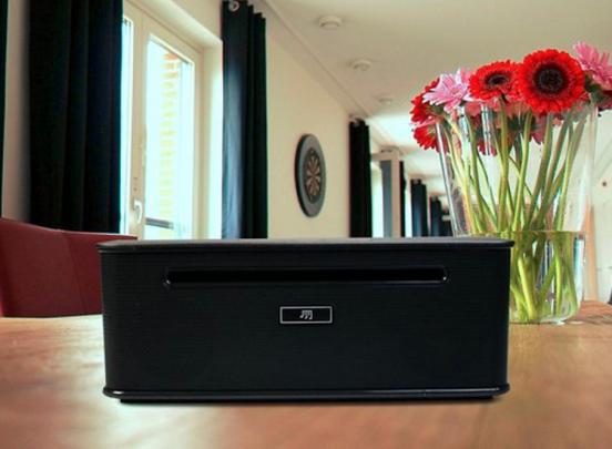 Stereoboomm 700+ speaker - Zwart