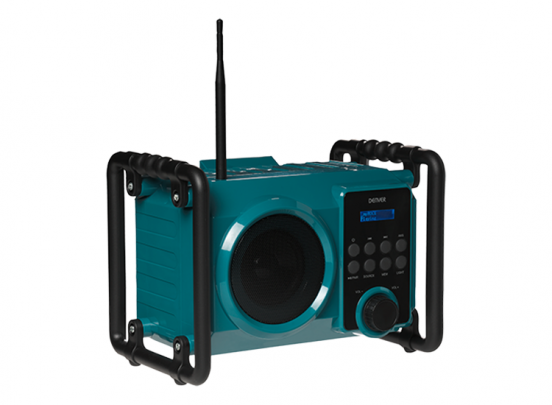 Denver WRD-50 bouwradio met straler