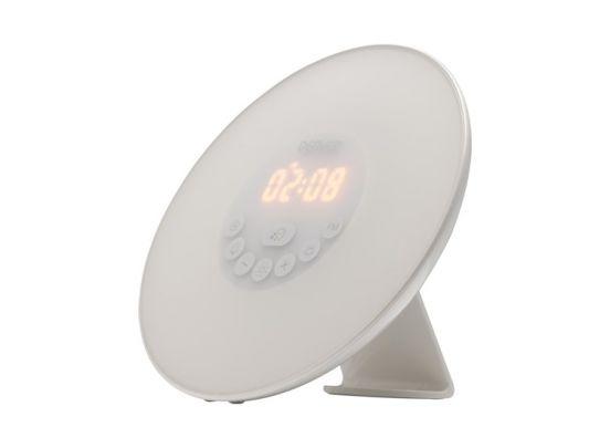 Denver CRL-330 - Wekkerradio met moodlight - Wit
