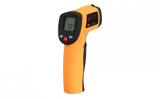 GM320 Infrarood thermometer