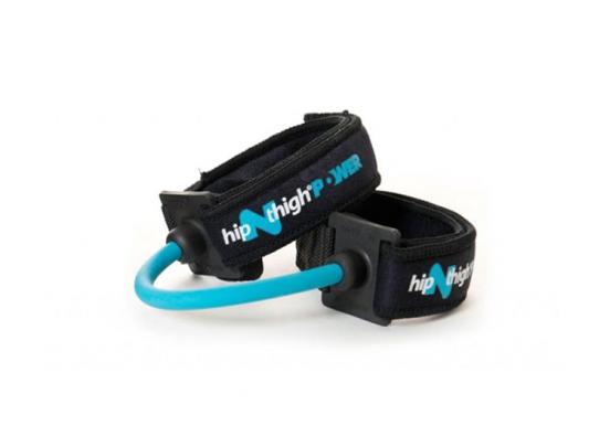 HipNThigh Toner weerstandskabels - blauw 1+1 Gratis