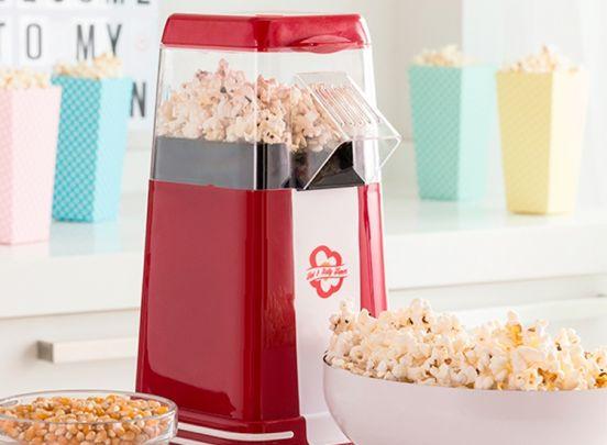 InnovaGoods Hot & Salty Times Popcornmaker 1200 watt