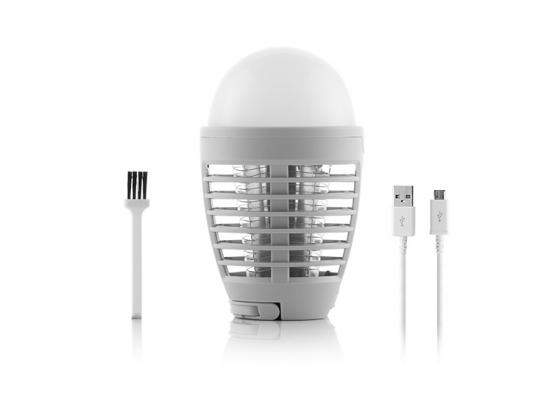Innovagoods - 2 in 1 Anti-Muggenlamp Oplaadbaar