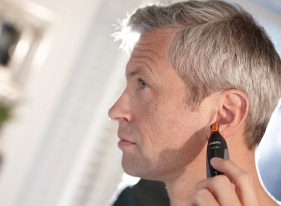 Philips 5000 serie NT5180/15 - Neus- en oorhaartrimmer