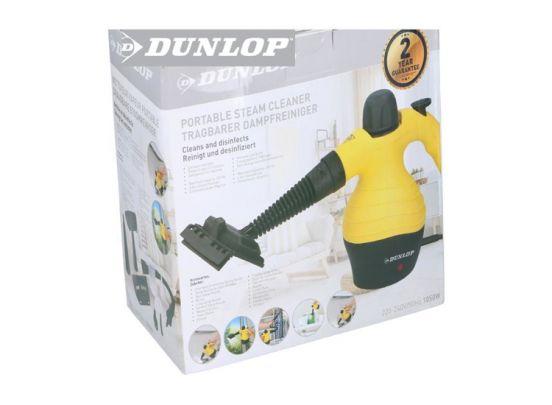 Dunlop Multifunctionele Handstoomreiniger 1050W - Inclusief Accessoires