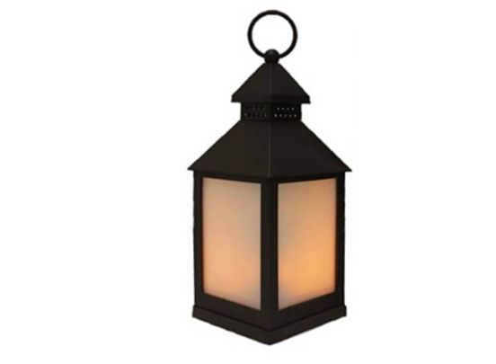 Benson led lantaarn flame effect