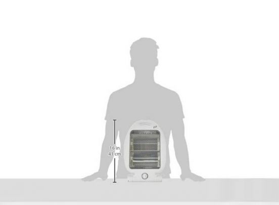 Benson heater - Halogeen verwarming
