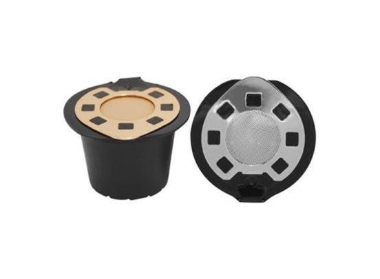 Hervulbare koffiecups - Nespresso koffiecups - RVS Filter - 2 stuks