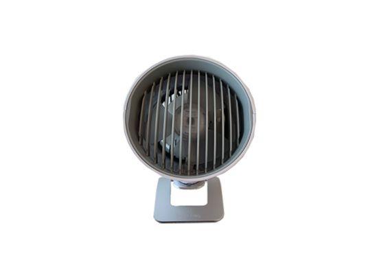 USB mini ventilator - Touch control - 3 Standen - 14x10x13,5 cm - Wit