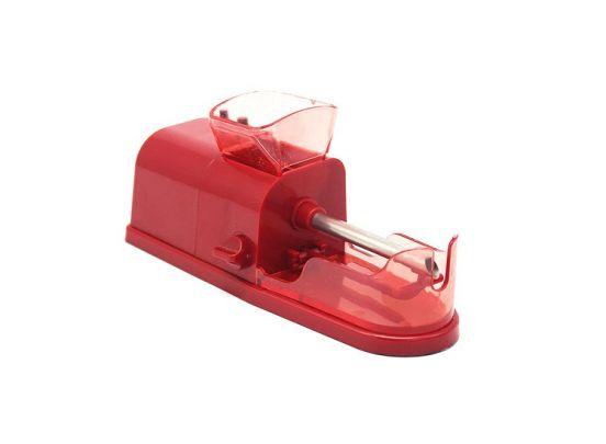 Elektrische sigarettenmaker - Rood - Maak zelf je sigaretten en bespaar geld